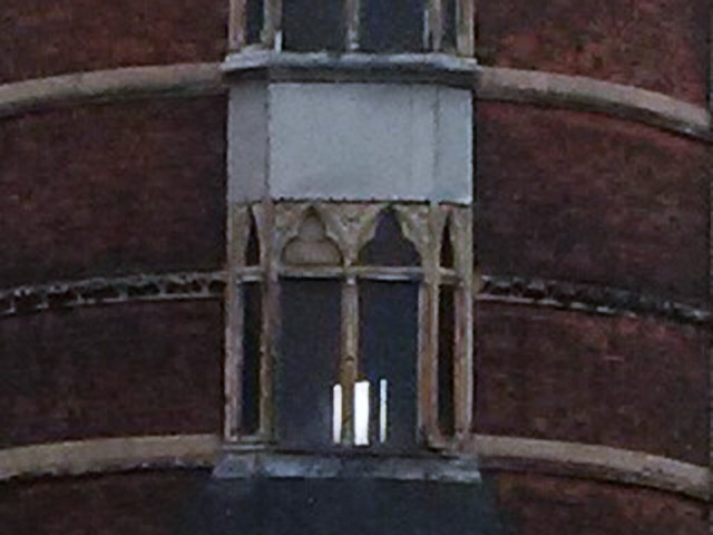 picture of building in Great Newhall Street, Birmingham, detail